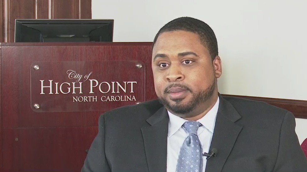 'We have to dive headfirst into having a dialogue': Meet High Point's new new diversity, equity and inclusion officer