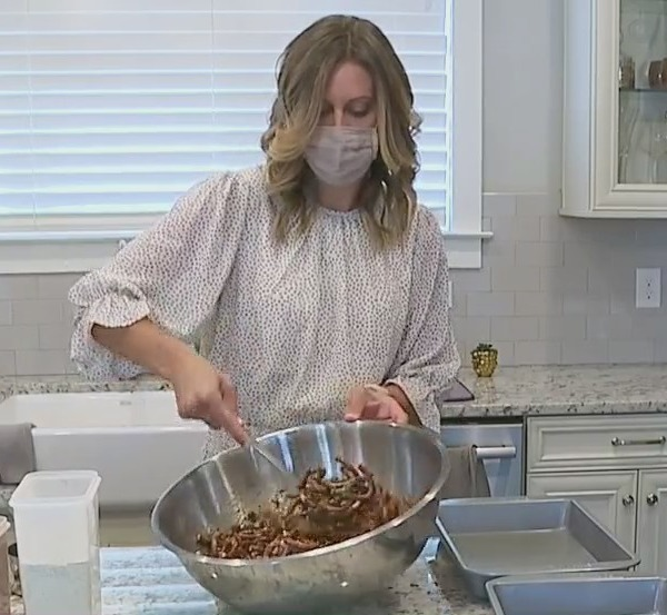 Meet the woman behind Queen City Crunch, the pretzel treat that's made in NC