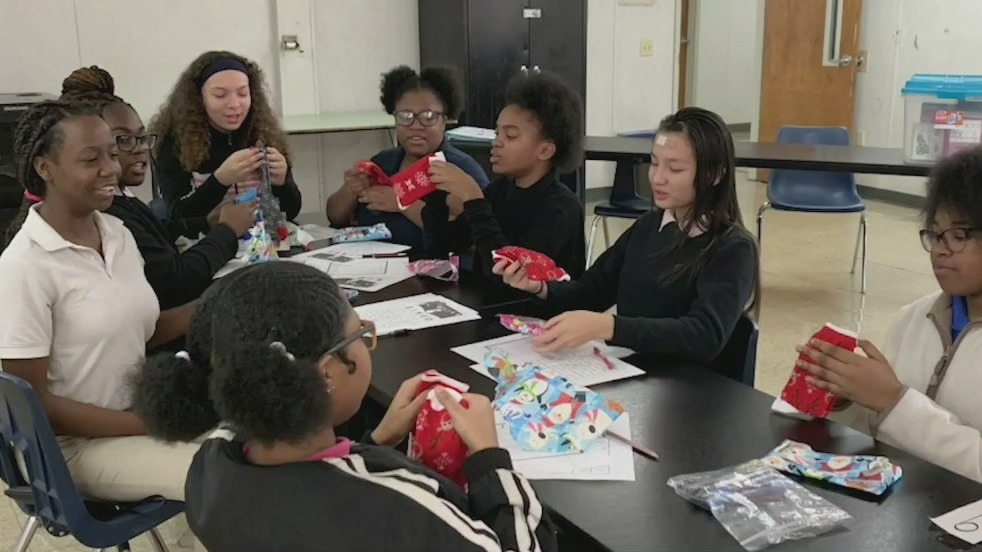 Lead Girls trains future female leaders of the Triad with support from Women's Fund of Winston-Salem