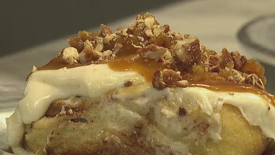Greensboro baker's bourbon banoffee pecan roll wins $5,000 prize, lands among top 20 in General Mills recipe contest