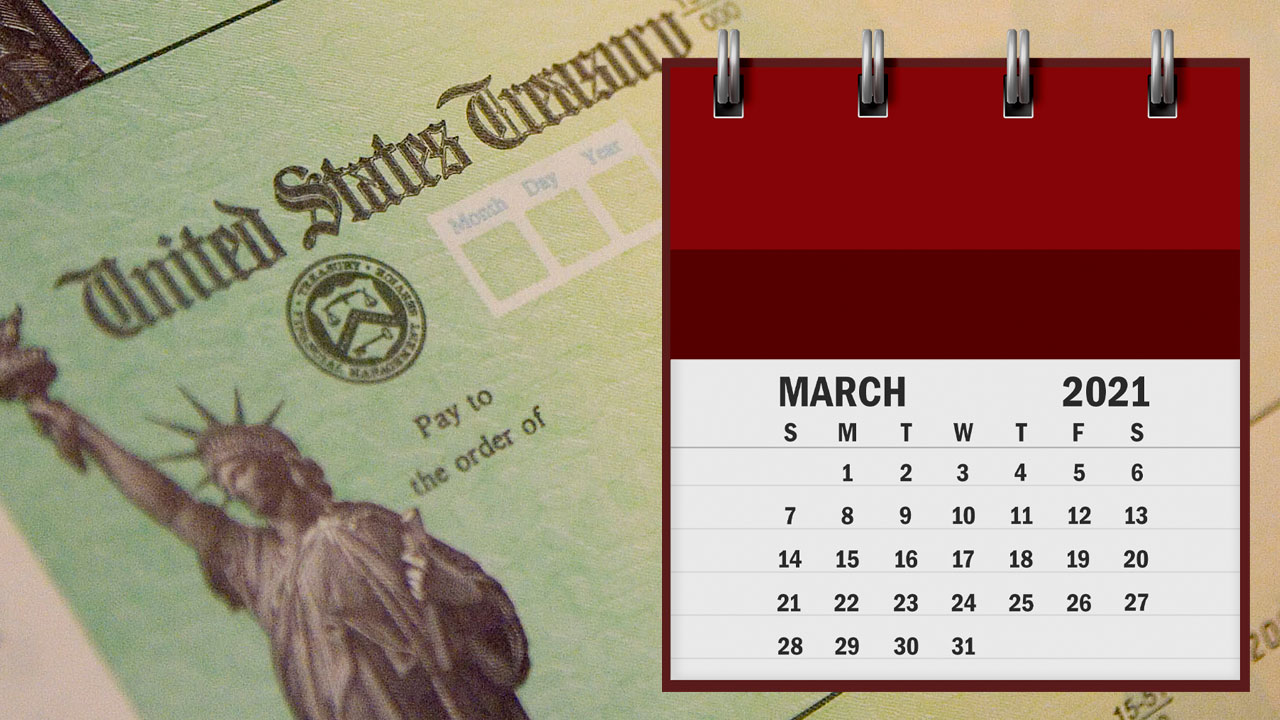 Third stimulus checks: Will we get $1400 payments in March? – myfox8.com
