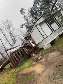 Storm damage in Piedmont (Casey Baize)
