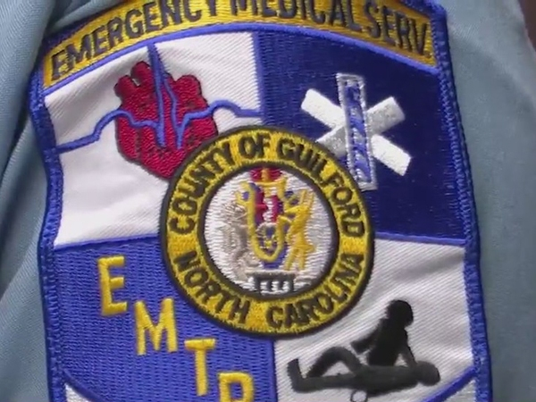Guilford County EMS (WGHP file photo)