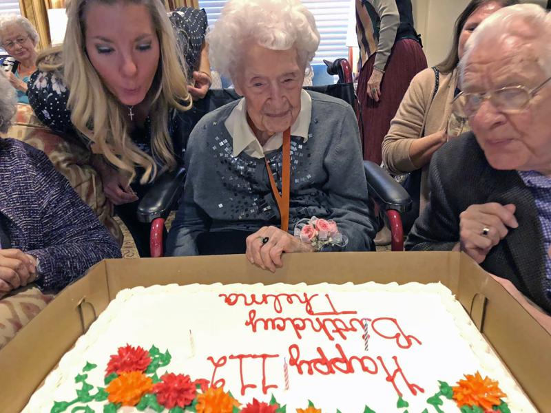 114-year-old Nebraska woman becomes oldest living American after 116-year-old NC woman dies