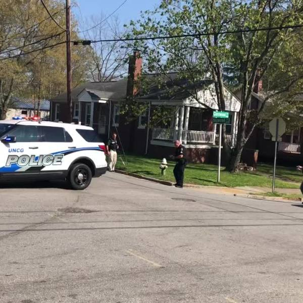 Greensboro police investigating after 1 person injured in shooting on Glenwood Street