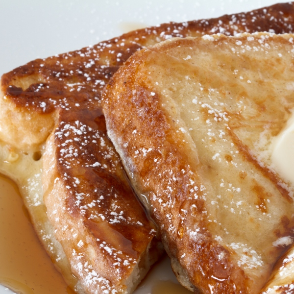 French toast with butter and syrup (Getty Images)