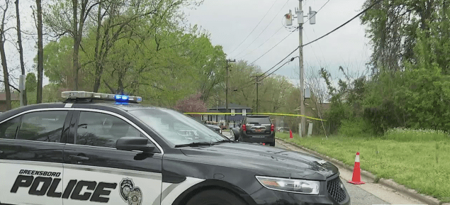 1 victim taken to hospital in critical condition after shooting in Greensboro, police say