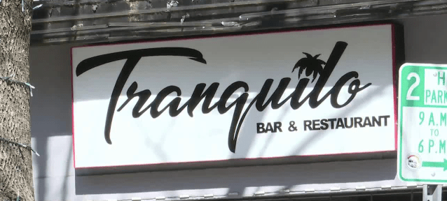 Tranquilo Bar and Restaurant in Greensboro has ABC permits suspended after 4 people left with minor stab wounds