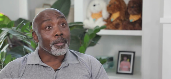 Man shares story of difficult upbringing, finding fulfillment as a foster dad