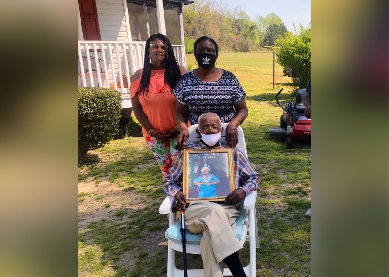 104-year-old Fayetteville man survives COVID-19