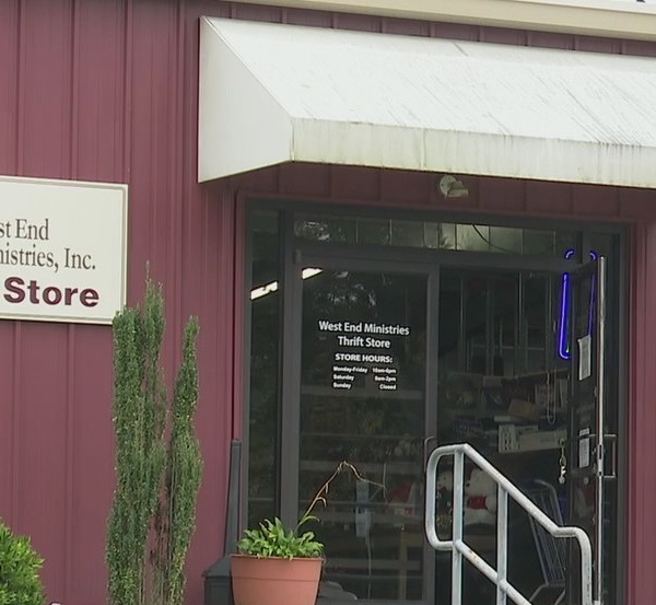 Thrift store, food pantry and women's shelter all rolled into one: How West End Ministries is making a difference in High Point