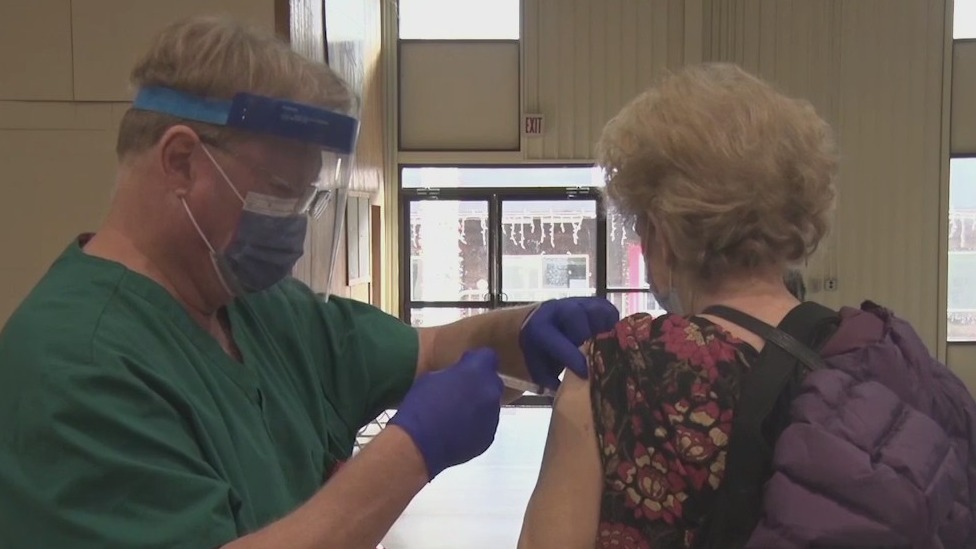 How does it feel like to get the COVID-19 vaccine? Triad doctors share their experiences