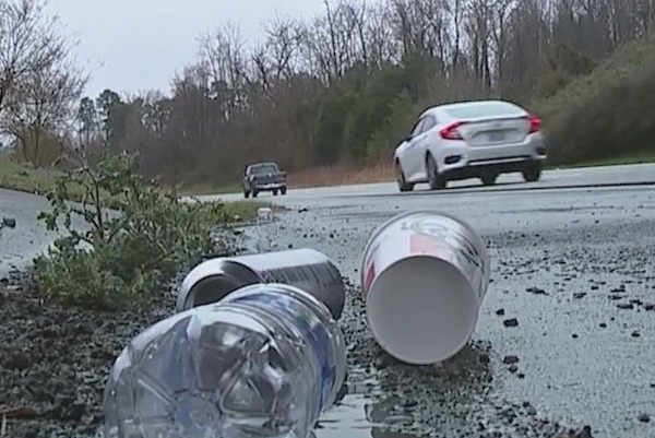 Greensboro has a litter problem. What are people doing about it?