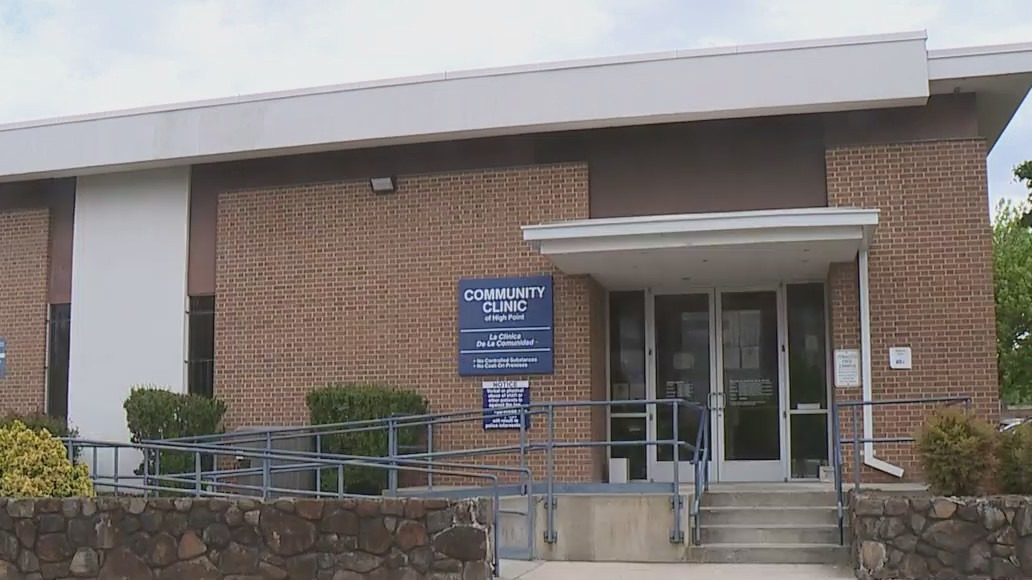 Community Clinic of High Point aims to get medical care to those who can't afford it