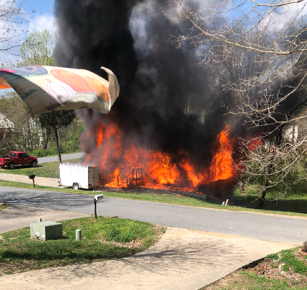 Firefighters investigating cause of Thomasville fire, possible explosions after home burns down