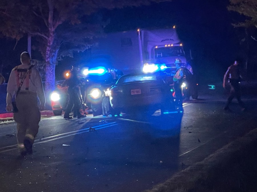 Person airlifted to hospital after head-on crash in Randolph County