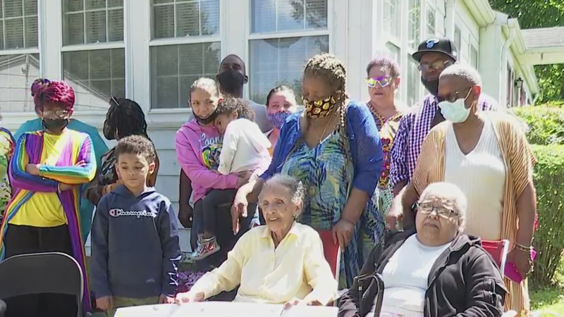 97-year-old Greensboro mother of 14, grandmother of 40 excited for Mother's Day after pandemic put a damper on 2020 celebrations
