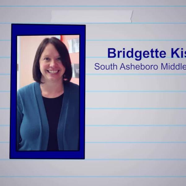Bridgette Kiser is our Educator of the Week