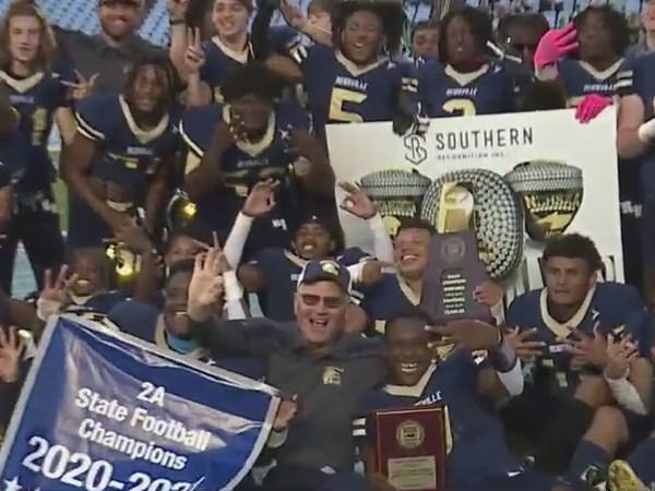 Three Triad schools capture state football championships