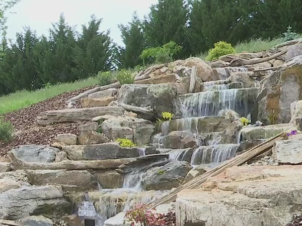 Small Business Spotlight: Whitaker Waterscapes transforms yards with breathtaking water features