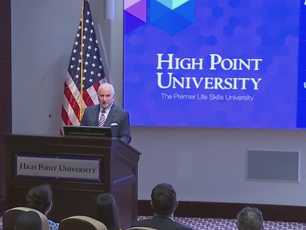 High Point University adding new dentistry and oral health school, will create 300 new jobs