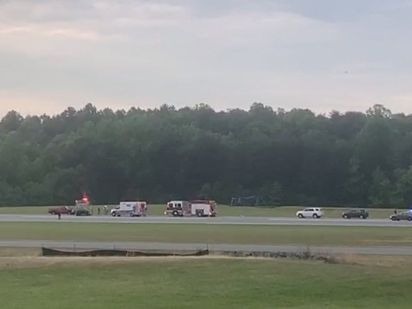 Small plane crashes in Rockingham County near Shiloh Airport
