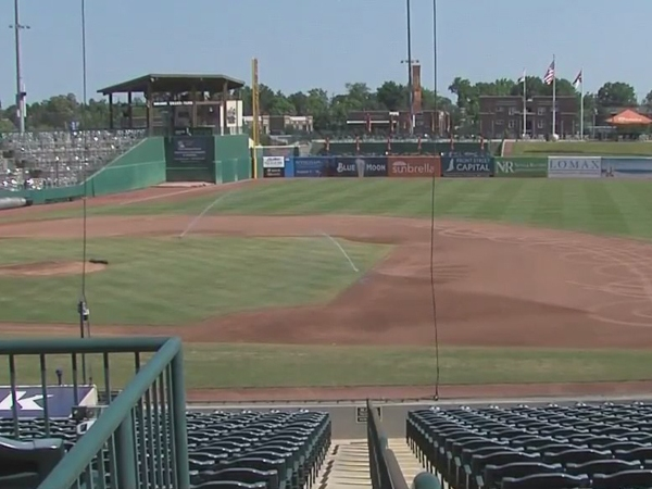 Greensboro Grasshoppers teaming up with ALS Association in fight against Lou Gehrig's disease