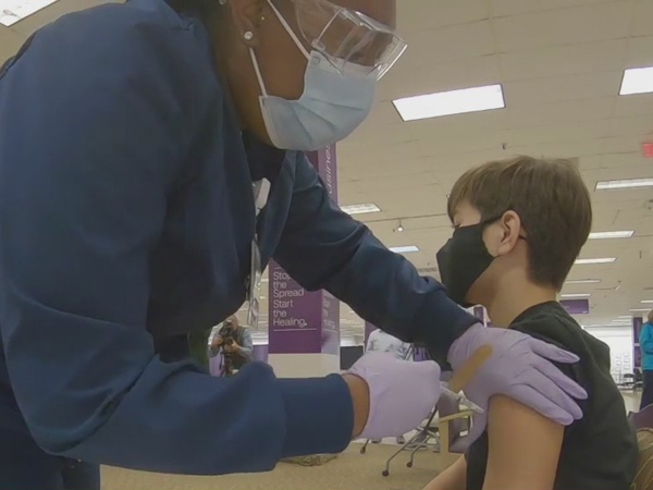 Kids in the Triad get vaccinated after federal vaccine advisory committee approves shots