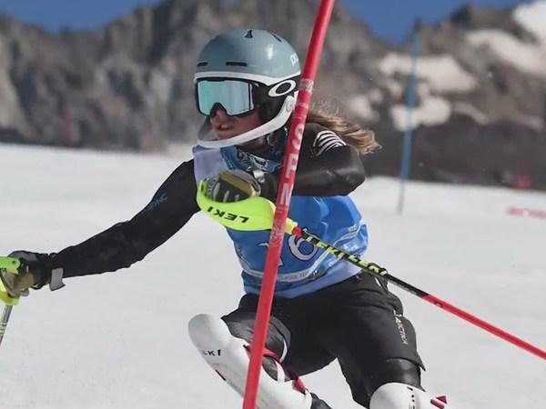 Greensboro teens already big-time ski racers