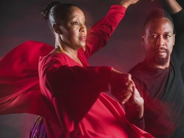 Dancing duo brings their talents back home in the Triad