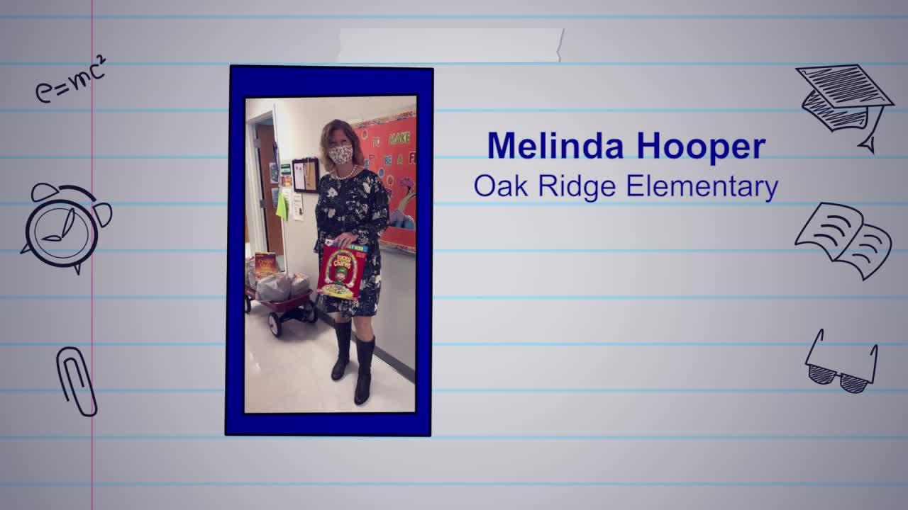 Educator of the Week: Melinda Hooper