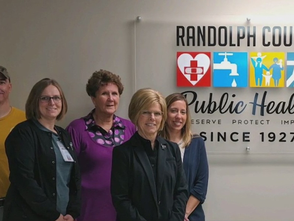 Randolph County health director retiring after more than 34 years in public health
