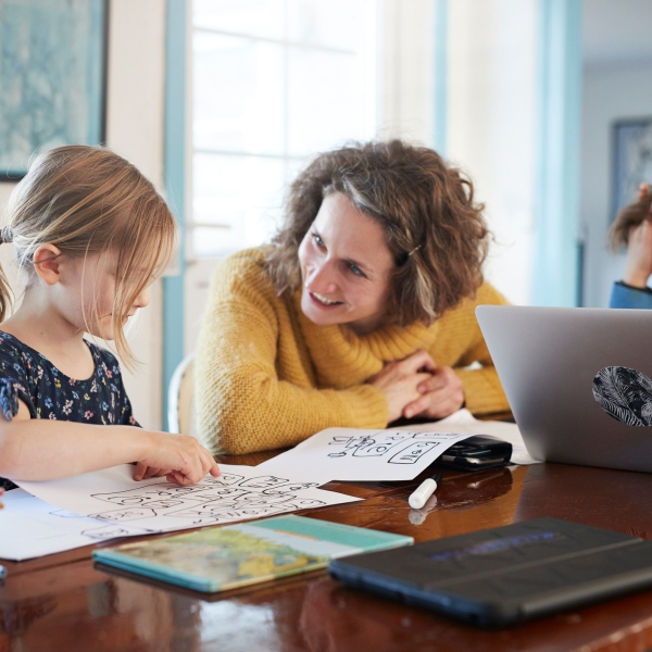 Homeschooling (Getty Images)