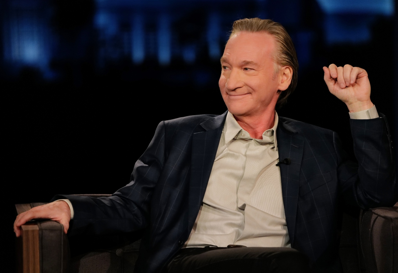 Fully vaccinated Bill Maher tests positive for COVID-19
