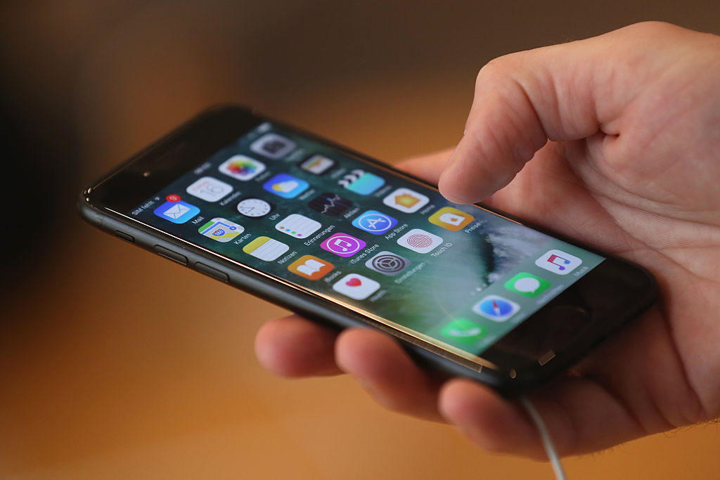 Yes, your iPhone is taking 'invisible' pictures of you