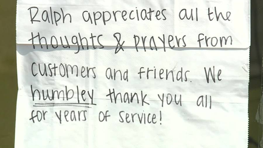 'Thank you for years of service': Beef Burger in Greensboro closes permanently