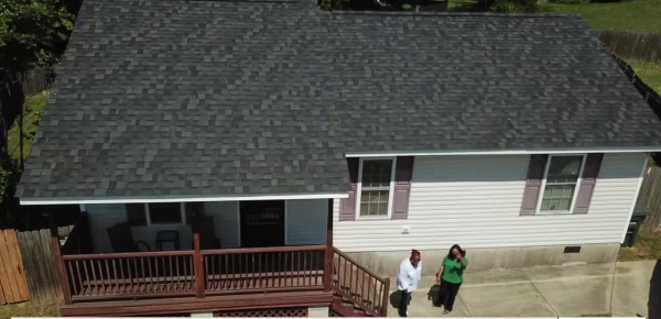 'Something that we can call our own': Greensboro woman surprised by paying off home early