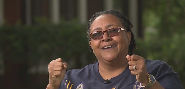 Winston-Salem woman graduates college after 38 years