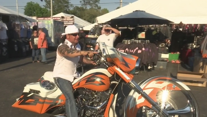 Myrtle Beach Bike Week's Spring Rally is here - bands, traffic, and where to go