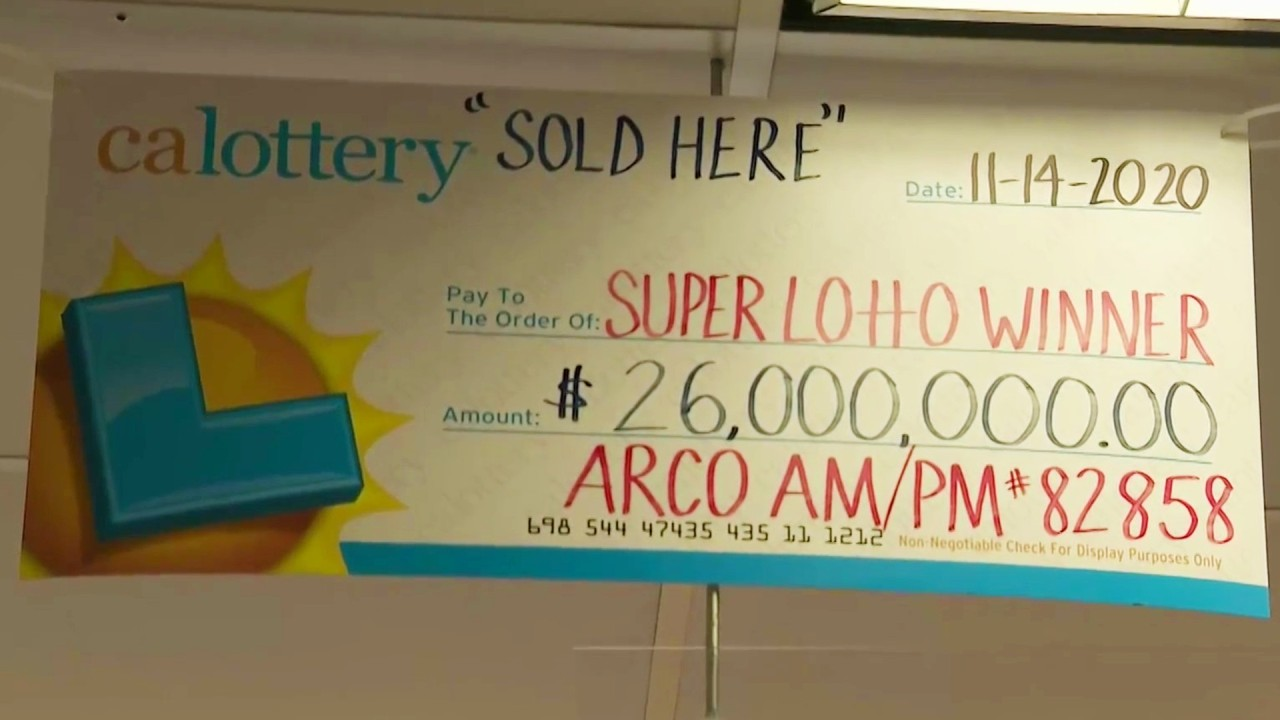 Woman's $26M lotto ticket destroyed in laundry, California store manager says