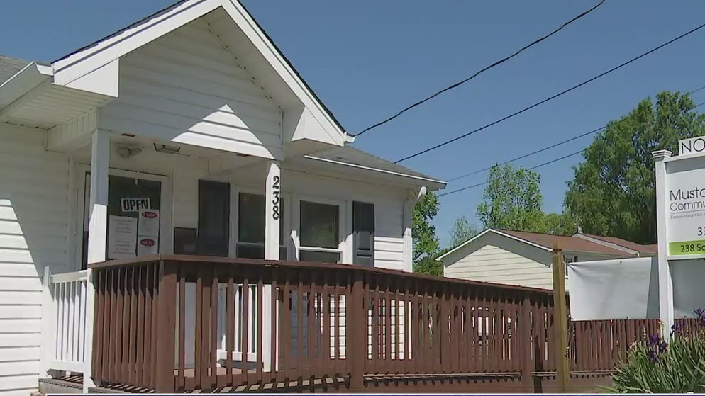 A small house in a Greensboro neighborhood is making a huge difference to its community
