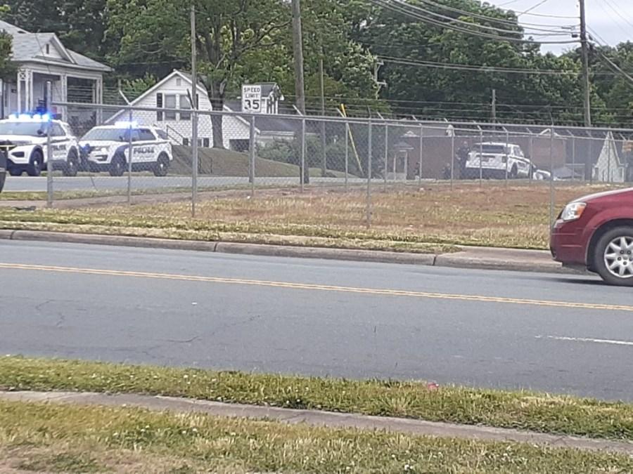 Police investigate in Burlington