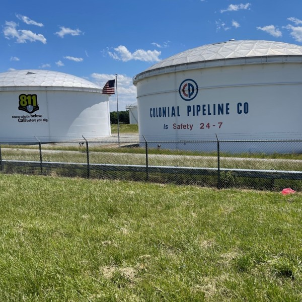 Cyberattack forces US energy company to halt operations on pipeline that delivers roughly 45% of all fuel consumed on East Coast
