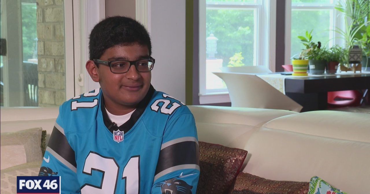 """""""Local spellebrity."""" 14-year-old North Carolina student heading to Spelling Bee semifinals"""