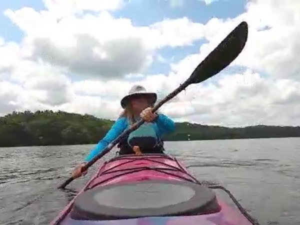Triad woman sets out to train 'Outdoor Women' in archery, target shooting, kayaking