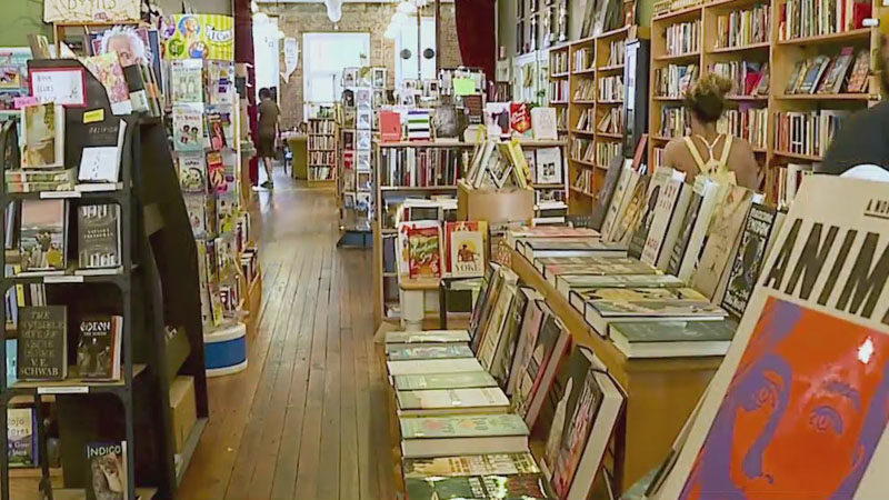 Greensboro's Scuppernong Books featured in new documentary