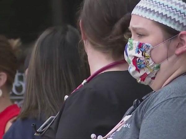 Triad hospital systems experiencing nurse shortage, universities look to address burnout