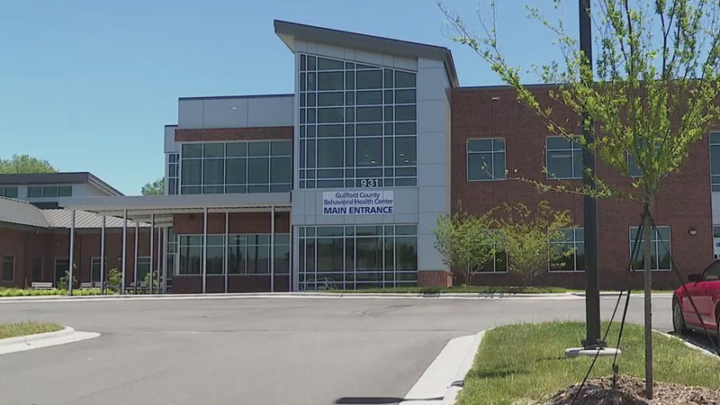 New Guilford County Behavioral Health Center is the first of its kind in the state