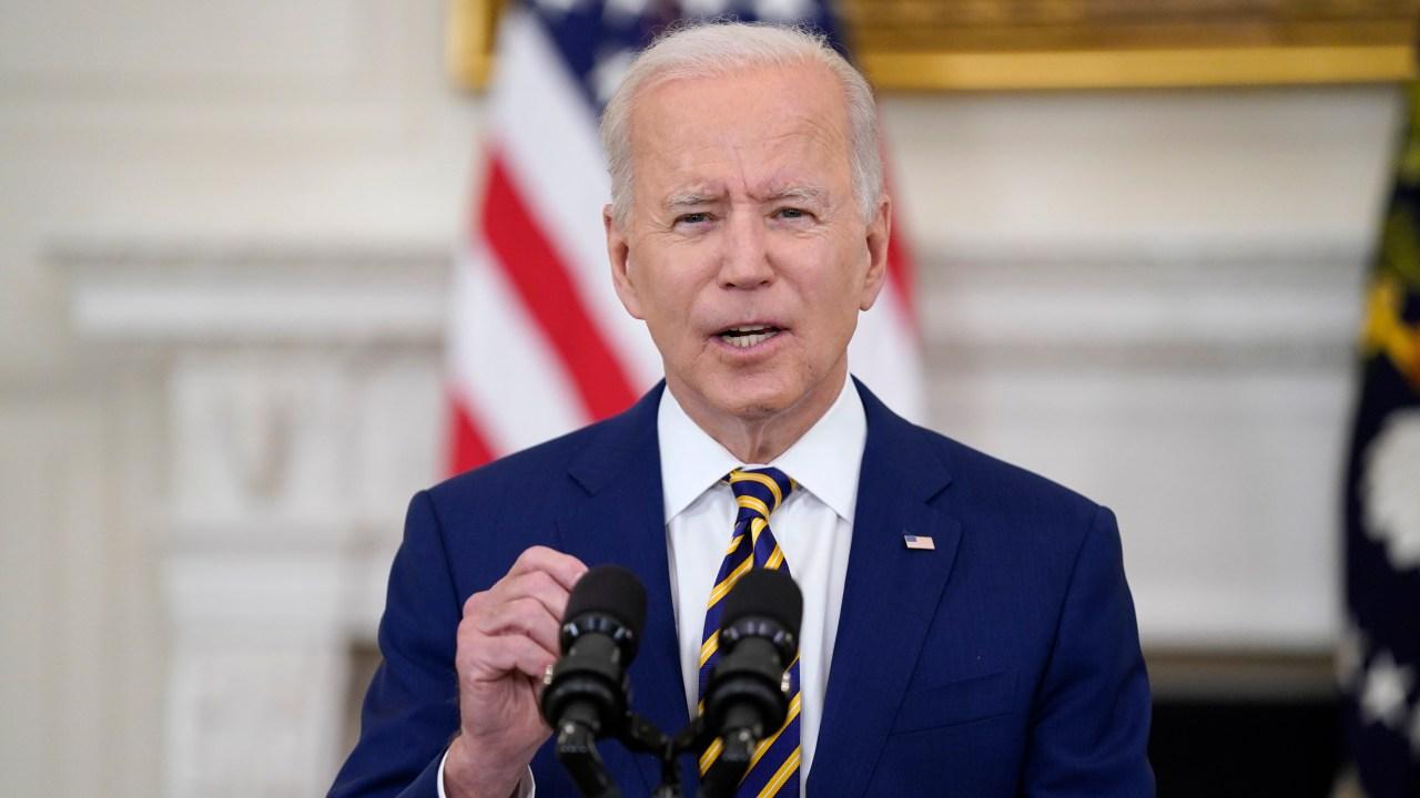 Biden announces strategy to crack down on gun violence