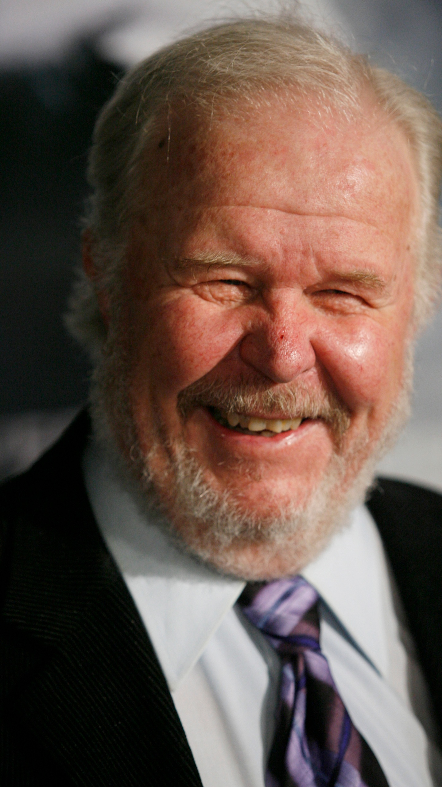 """FILE - In this Thursday, March 8, 2007, file photo, actor Ned Beatty arrives at the premiere of the movie """"Shooter,"""" in Los Angeles. Beatty, the indelible character actor whose first film role, as a genial vacationer brutally raped by a backwoodsman in 1972′s """"Deliverance,"""" launched him on a long, prolific and accomplished career, died Sunday, June 13, 2021. He was 83. (AP Photo/Gus Ruelas, File)"""